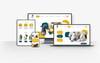 Projet Webdesign - © Élodie Devant