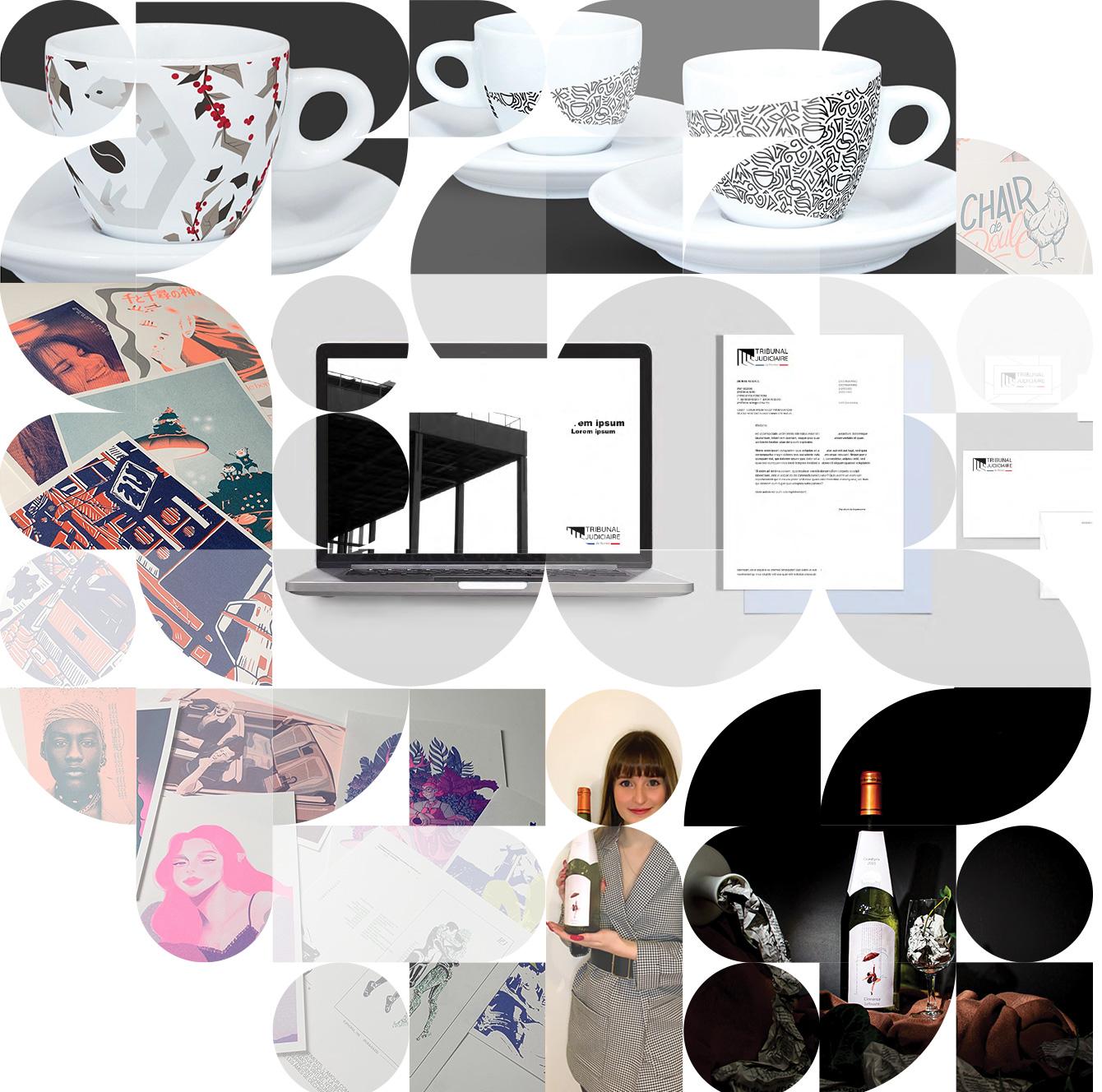 AGR, l'École de l'Image - Projets Professionnels