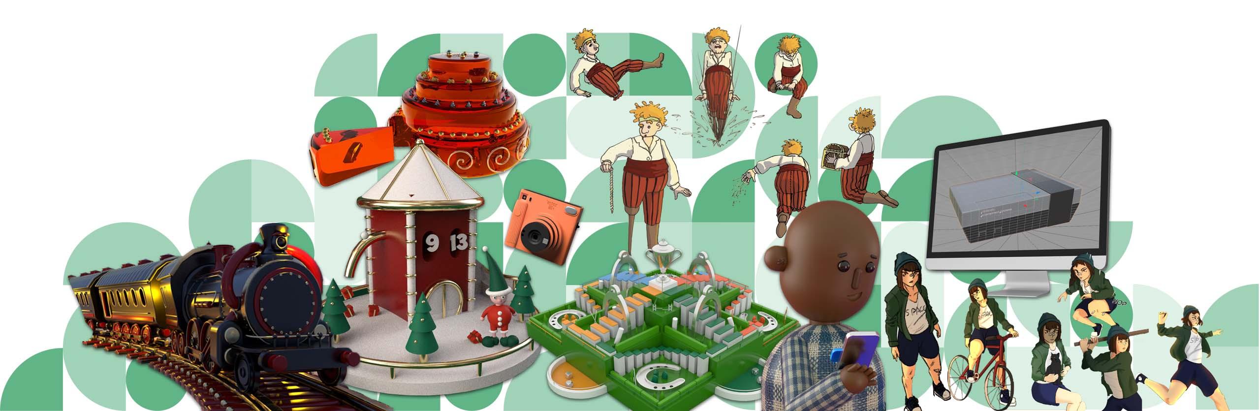 AGR, l'École de l'Image - Bachelor Animation 2D/3D