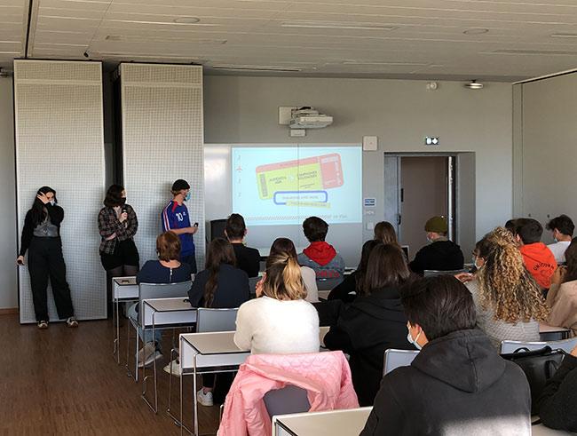 AGR, l'École de l'Image - Campagne Solidaire 2021 - Audencia / SciencesCom / AGR